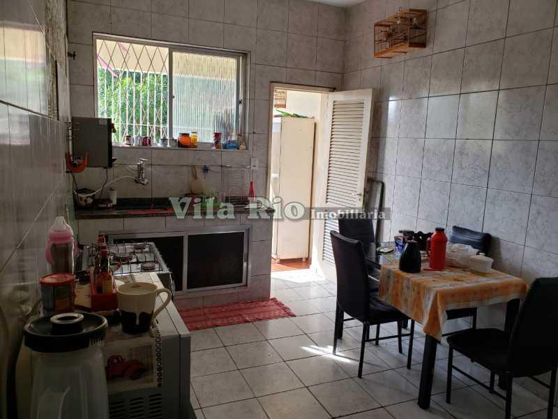 COZINHA 1 - Casa 3 quartos à venda Braz de Pina, Rio de Janeiro - R$ 530.000 - VCA30043 - 11