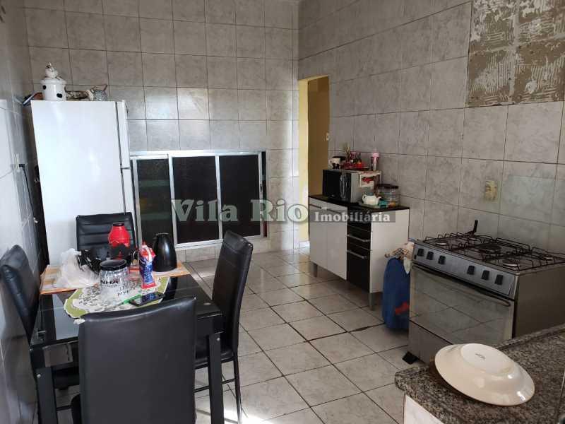 COZINHA 2 - Casa 3 quartos à venda Braz de Pina, Rio de Janeiro - R$ 530.000 - VCA30043 - 12