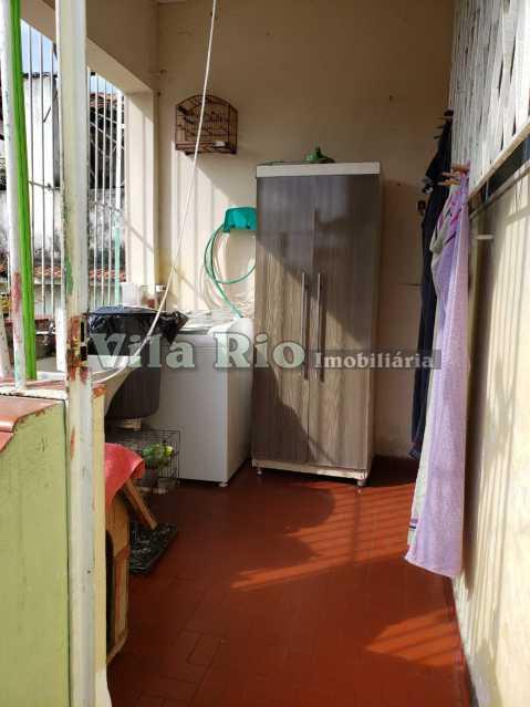AREA - Casa 3 quartos à venda Braz de Pina, Rio de Janeiro - R$ 530.000 - VCA30043 - 13