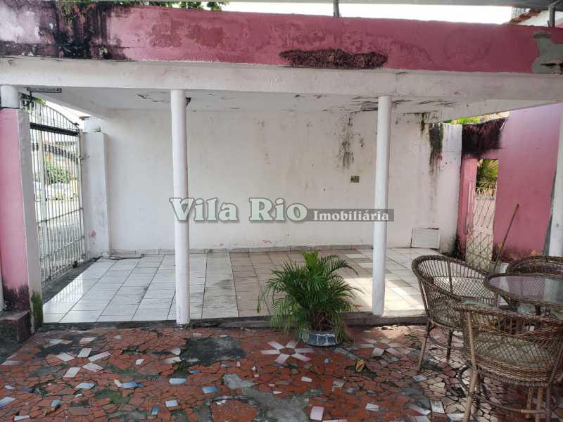 GARAGEM - Casa 3 quartos à venda Braz de Pina, Rio de Janeiro - R$ 530.000 - VCA30043 - 15