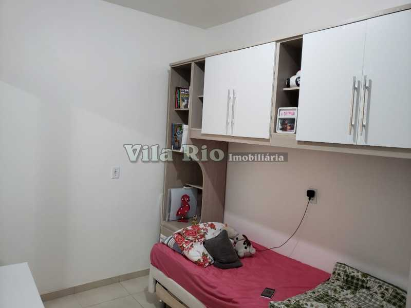 QUARTO 3 - Apartamento 2 quartos à venda Rocha Miranda, Rio de Janeiro - R$ 250.000 - VAP20438 - 5