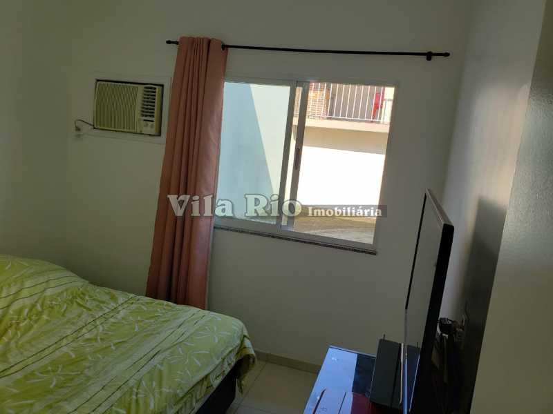 QUARTO 7 - Apartamento 2 quartos à venda Rocha Miranda, Rio de Janeiro - R$ 250.000 - VAP20438 - 7