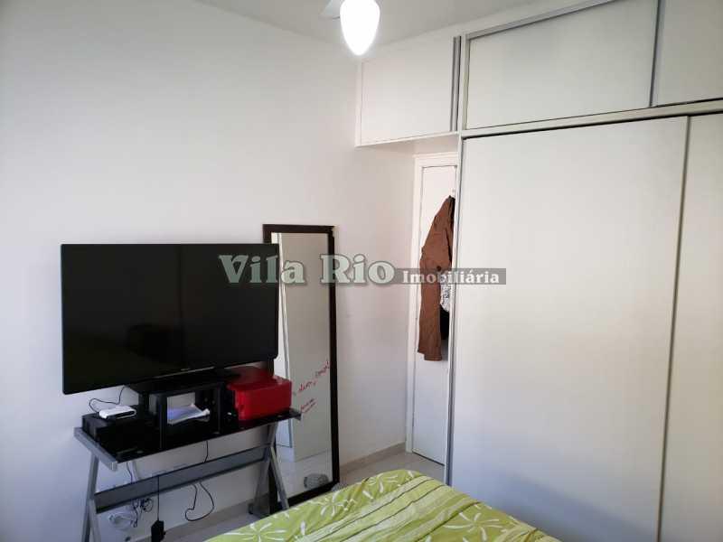 QUARTO - Apartamento 2 quartos à venda Rocha Miranda, Rio de Janeiro - R$ 250.000 - VAP20438 - 8