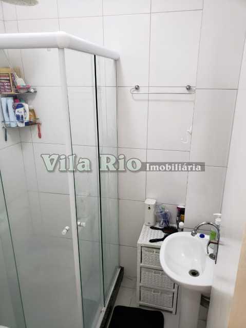 BANHEIRO 1 - Apartamento 2 quartos à venda Rocha Miranda, Rio de Janeiro - R$ 250.000 - VAP20438 - 9