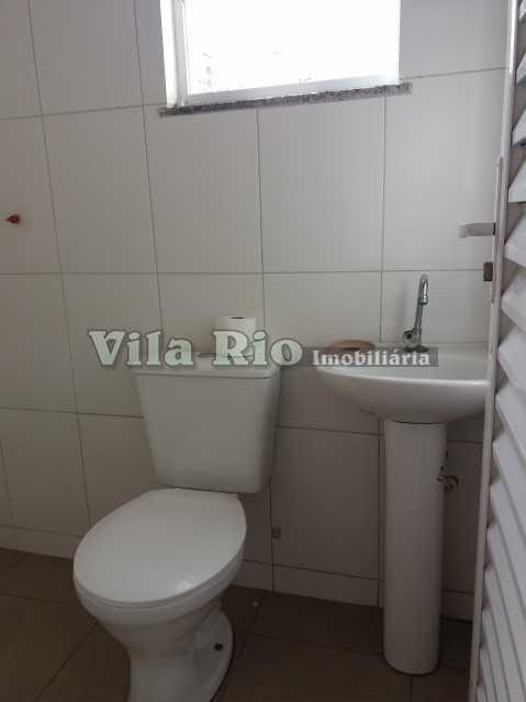 BANHEIRO 2 - Apartamento 2 quartos à venda Rocha Miranda, Rio de Janeiro - R$ 250.000 - VAP20438 - 10
