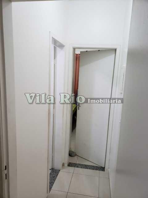 CIRCULAÇÃO - Apartamento 2 quartos à venda Rocha Miranda, Rio de Janeiro - R$ 250.000 - VAP20438 - 12