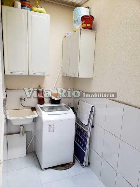 AREA 2 - Apartamento 2 quartos à venda Rocha Miranda, Rio de Janeiro - R$ 250.000 - VAP20438 - 14