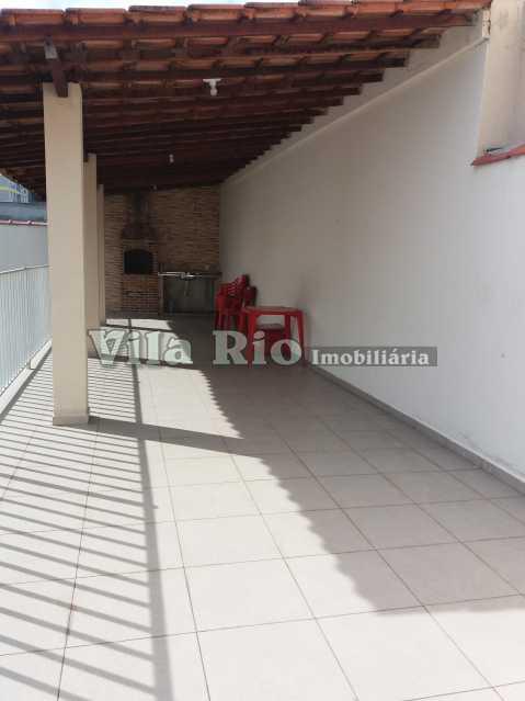 CHURRASQUEIRA 8 - Apartamento 2 quartos à venda Rocha Miranda, Rio de Janeiro - R$ 250.000 - VAP20438 - 20