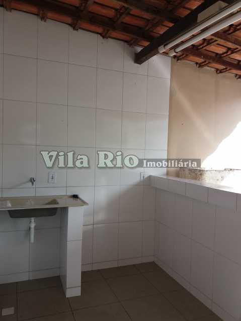 CHURRASQUEIRA 9 - Apartamento 2 quartos à venda Rocha Miranda, Rio de Janeiro - R$ 250.000 - VAP20438 - 21