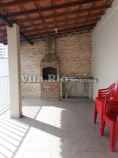 CHURRASQUEIRA - Apartamento 2 quartos à venda Rocha Miranda, Rio de Janeiro - R$ 250.000 - VAP20438 - 22