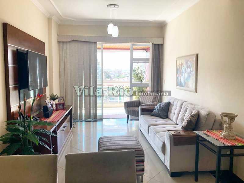 Sala .1 - Cobertura 4 quartos à venda Vila da Penha, Rio de Janeiro - R$ 1.280.000 - VCO40003 - 4
