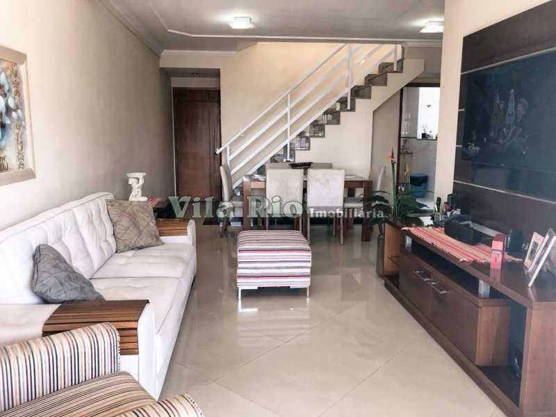 Sala .2 - Cobertura 4 quartos à venda Vila da Penha, Rio de Janeiro - R$ 1.280.000 - VCO40003 - 5