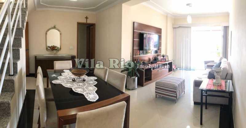 Sala .3 - Cobertura 4 quartos à venda Vila da Penha, Rio de Janeiro - R$ 1.280.000 - VCO40003 - 6