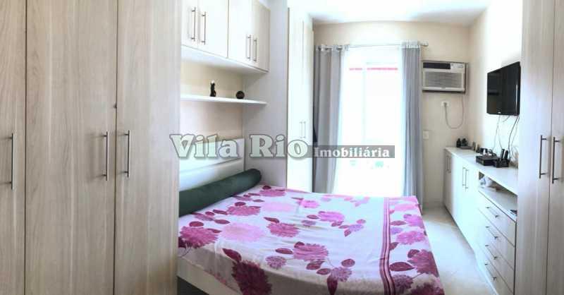 Quarto 1 - Cobertura 4 quartos à venda Vila da Penha, Rio de Janeiro - R$ 1.280.000 - VCO40003 - 8