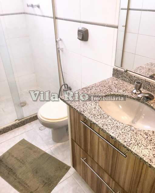 Banheiro 2 - Cobertura 4 quartos à venda Vila da Penha, Rio de Janeiro - R$ 1.280.000 - VCO40003 - 15