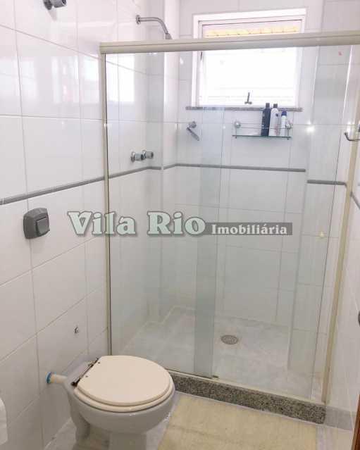 Banheiro 3 - Cobertura 4 quartos à venda Vila da Penha, Rio de Janeiro - R$ 1.280.000 - VCO40003 - 16