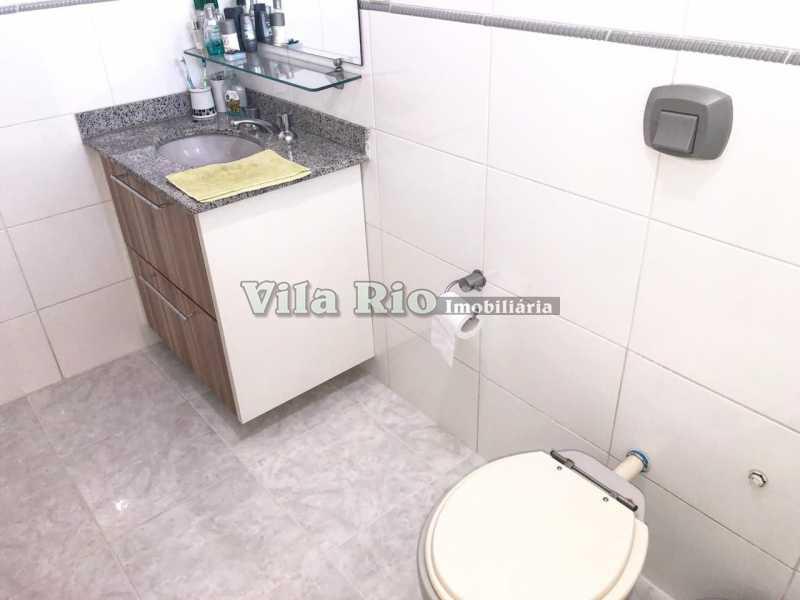 Banheiro - Cobertura 4 quartos à venda Vila da Penha, Rio de Janeiro - R$ 1.280.000 - VCO40003 - 17
