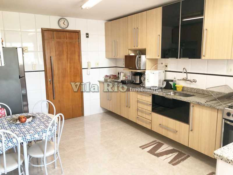 Cozinha.1 - Cobertura 4 quartos à venda Vila da Penha, Rio de Janeiro - R$ 1.280.000 - VCO40003 - 18