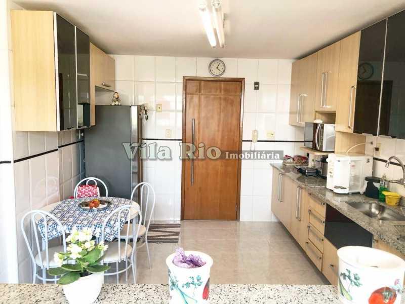 Cozinha - Cobertura 4 quartos à venda Vila da Penha, Rio de Janeiro - R$ 1.280.000 - VCO40003 - 19