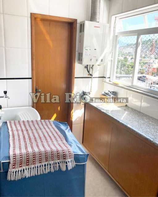 Área de serviço - Cobertura 4 quartos à venda Vila da Penha, Rio de Janeiro - R$ 1.280.000 - VCO40003 - 21