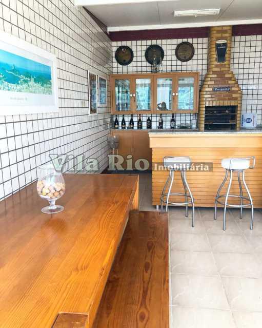 Espaço gourmet .1 - Cobertura 4 quartos à venda Vila da Penha, Rio de Janeiro - R$ 1.280.000 - VCO40003 - 22