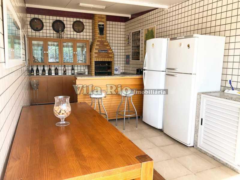 Espaço gourmet - Cobertura 4 quartos à venda Vila da Penha, Rio de Janeiro - R$ 1.280.000 - VCO40003 - 23