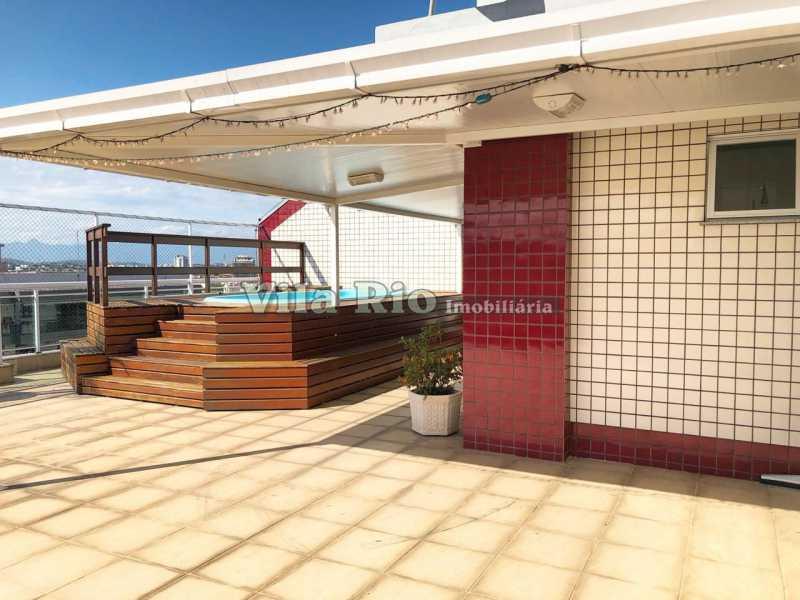 Terraço.1 - Cobertura 4 quartos à venda Vila da Penha, Rio de Janeiro - R$ 1.280.000 - VCO40003 - 24