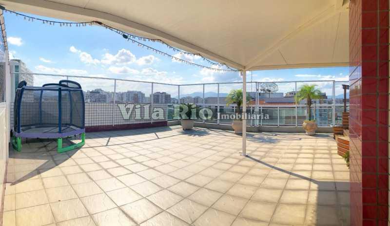 Terraço.2 - Cobertura 4 quartos à venda Vila da Penha, Rio de Janeiro - R$ 1.280.000 - VCO40003 - 25