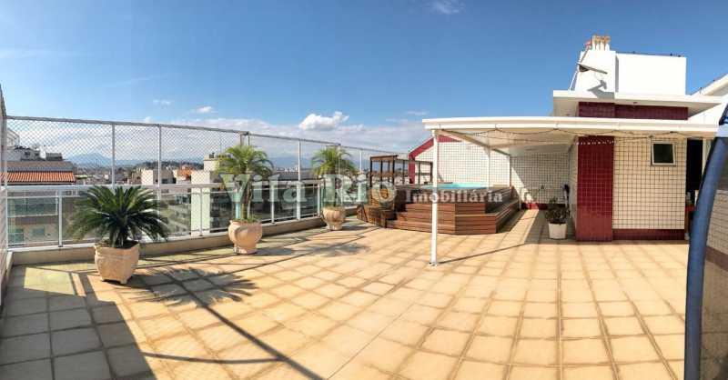 Terraço - Cobertura 4 quartos à venda Vila da Penha, Rio de Janeiro - R$ 1.280.000 - VCO40003 - 26