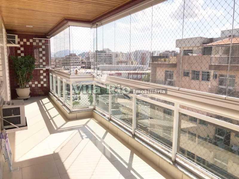Varandão - Cobertura 4 quartos à venda Vila da Penha, Rio de Janeiro - R$ 1.280.000 - VCO40003 - 28