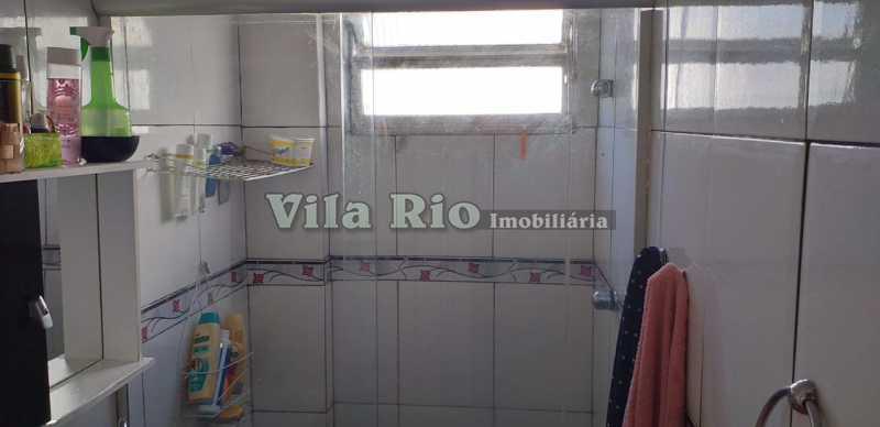 BANHEIRO 1 - Apartamento 2 quartos à venda Irajá, Rio de Janeiro - R$ 160.000 - VAP20441 - 9