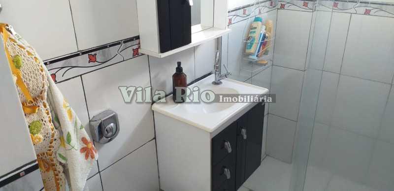 BANHEIRO 2 - Apartamento 2 quartos à venda Irajá, Rio de Janeiro - R$ 160.000 - VAP20441 - 10