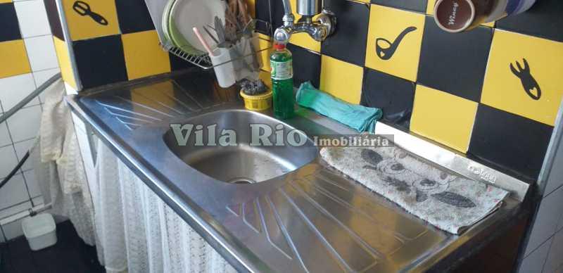 COZINHA - Apartamento 2 quartos à venda Irajá, Rio de Janeiro - R$ 160.000 - VAP20441 - 12