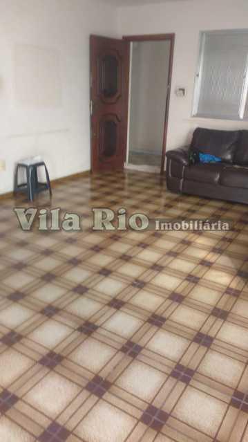 SALA - Casa Irajá,Rio de Janeiro,RJ À Venda,3 Quartos,168m² - VCA30044 - 6