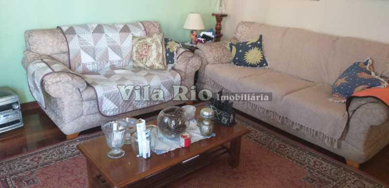 SALA 2 - Casa 3 quartos à venda Vila da Penha, Rio de Janeiro - R$ 850.000 - VCA30045 - 3