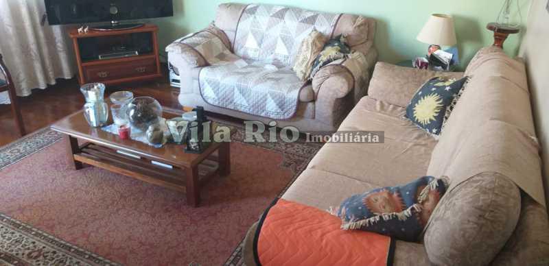 SALA 4 - Casa 3 quartos à venda Vila da Penha, Rio de Janeiro - R$ 850.000 - VCA30045 - 4