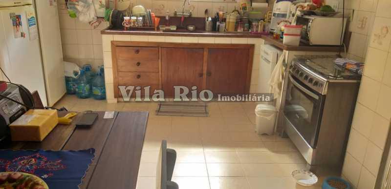 COZINHA 2 - Casa 3 quartos à venda Vila da Penha, Rio de Janeiro - R$ 850.000 - VCA30045 - 22