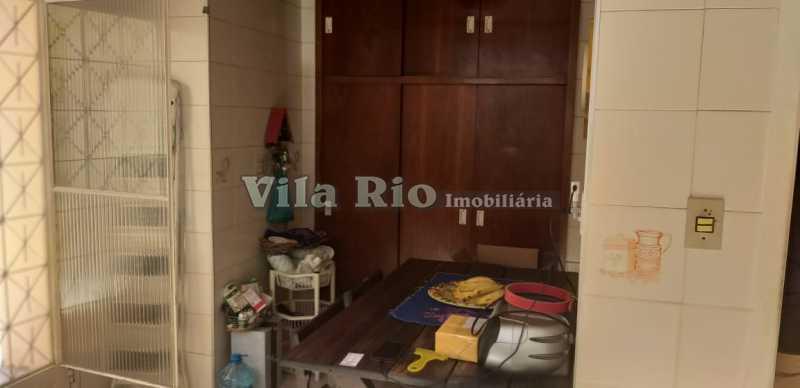 COZINHA - Casa 3 quartos à venda Vila da Penha, Rio de Janeiro - R$ 850.000 - VCA30045 - 23