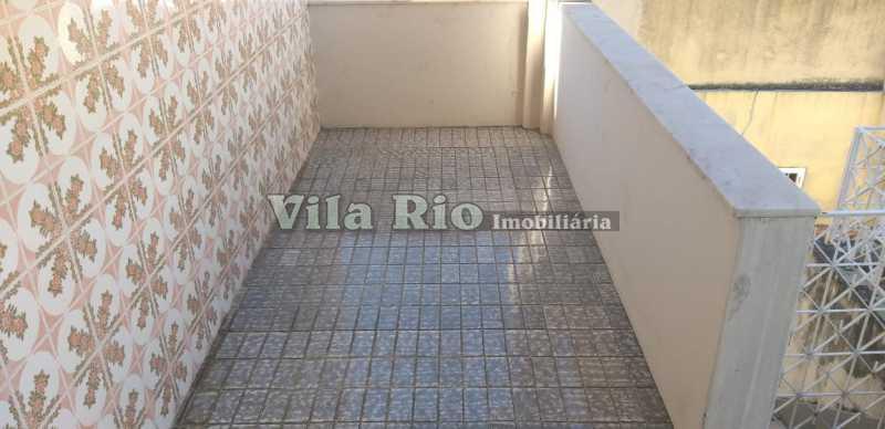 VARANDA 2 - Casa 3 quartos à venda Vila da Penha, Rio de Janeiro - R$ 850.000 - VCA30045 - 30