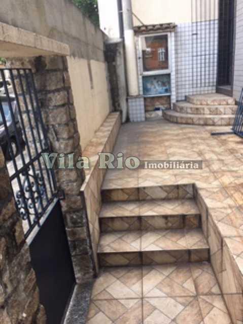 ENTRADA - Prédio Vila da Penha, Rio de Janeiro, RJ Para Alugar, 800m² - VPR00001 - 22