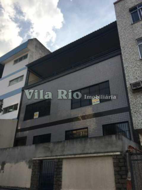 FACHADA 1 - Prédio Vila da Penha, Rio de Janeiro, RJ Para Alugar, 800m² - VPR00001 - 1