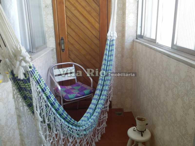ÁREA 2 - Apartamento 2 quartos à venda Vila da Penha, Rio de Janeiro - R$ 318.000 - VAP20448 - 13