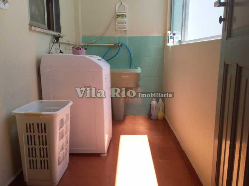 ÁREA - Apartamento 2 quartos à venda Vila da Penha, Rio de Janeiro - R$ 318.000 - VAP20448 - 12