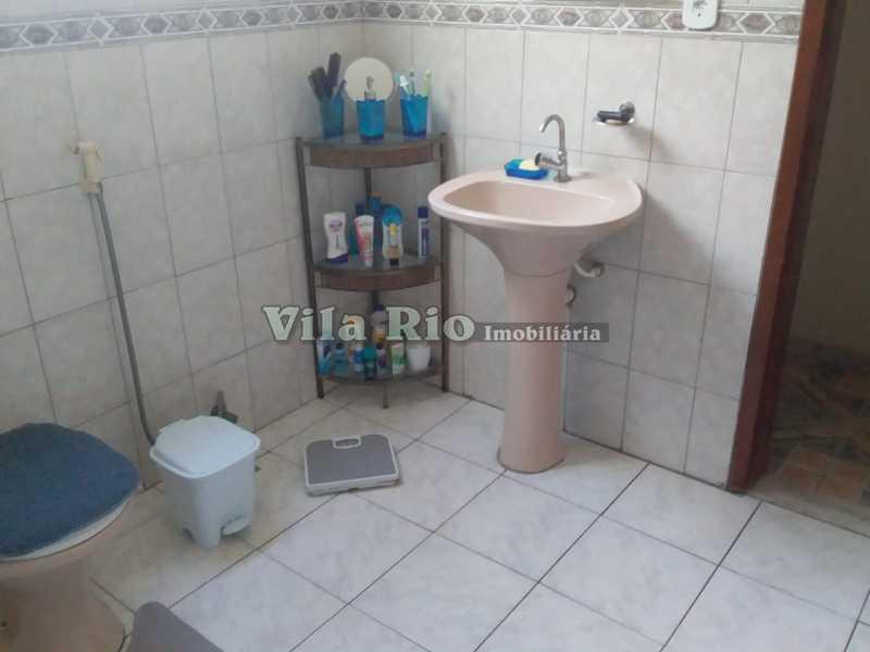 BANHEIRO 1 - Apartamento 2 quartos à venda Vila da Penha, Rio de Janeiro - R$ 318.000 - VAP20448 - 7