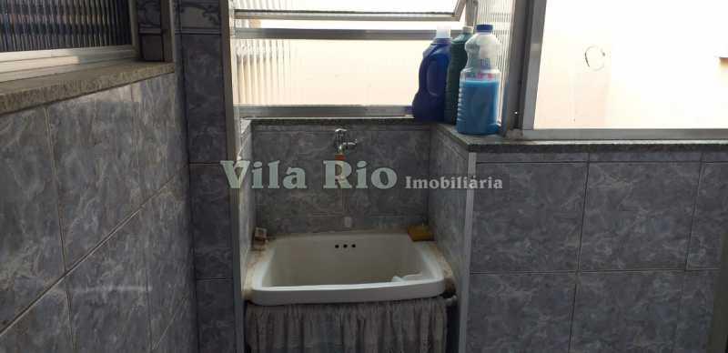 ÁREA. - Apartamento 2 quartos à venda Vila da Penha, Rio de Janeiro - R$ 350.000 - VAP20449 - 18