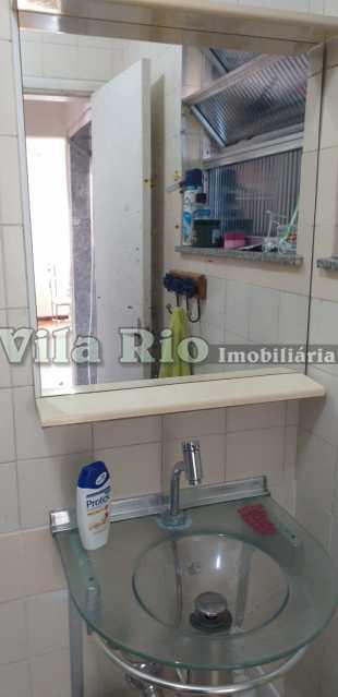BANHEIRO 1. - Apartamento 2 quartos à venda Vila da Penha, Rio de Janeiro - R$ 350.000 - VAP20449 - 11