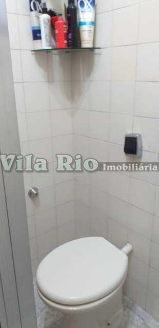 BANHEIRO2. - Apartamento 2 quartos à venda Vila da Penha, Rio de Janeiro - R$ 350.000 - VAP20449 - 13