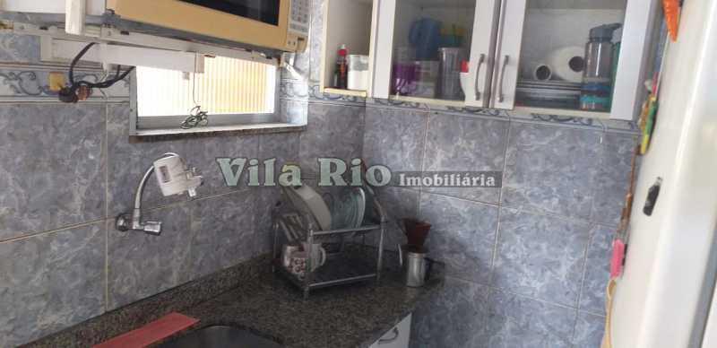 COZINHA 2. - Apartamento 2 quartos à venda Vila da Penha, Rio de Janeiro - R$ 350.000 - VAP20449 - 15