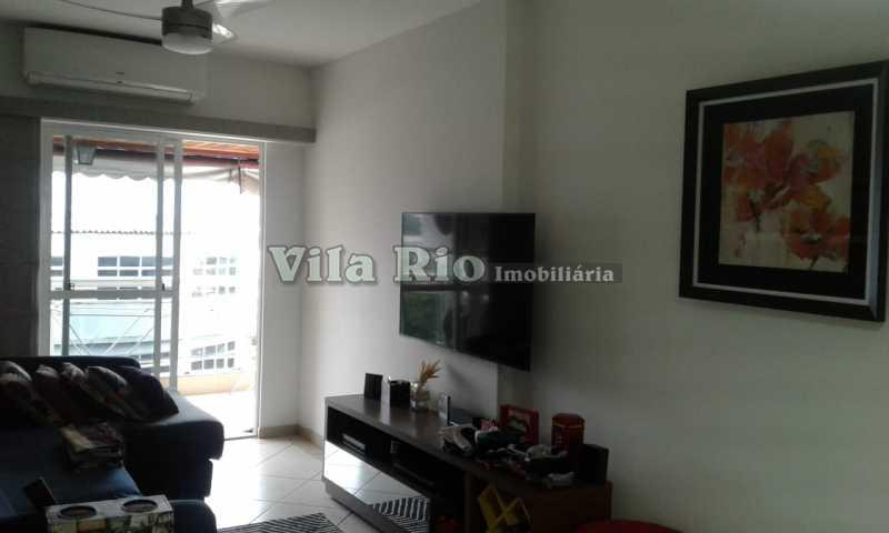 SALA 4. - Apartamento 3 quartos à venda Vista Alegre, Rio de Janeiro - R$ 750.000 - VAP30129 - 5
