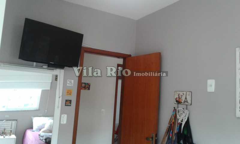 QUARTO 1. - Apartamento 3 quartos à venda Vista Alegre, Rio de Janeiro - R$ 750.000 - VAP30129 - 6